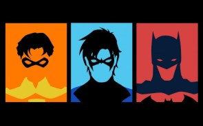 Batman – Nightwing – Robin