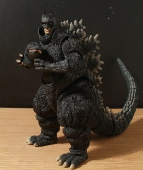 Batman is Godzilla