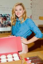 Chloe Moretz – promoting 'If I Stay'