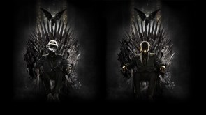 Daft Punk – iron Throne