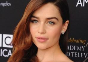 Emilia Clarke has amazing eyes