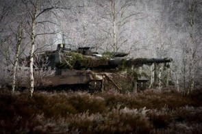 Forgotten Tank