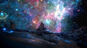 Galactic Mountain
