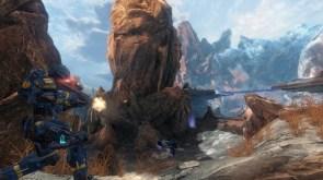 Halo 4 shot
