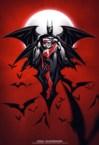 Harley Quinn and Batman – Red