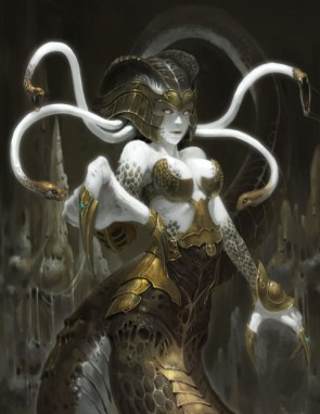 Hydra Woman