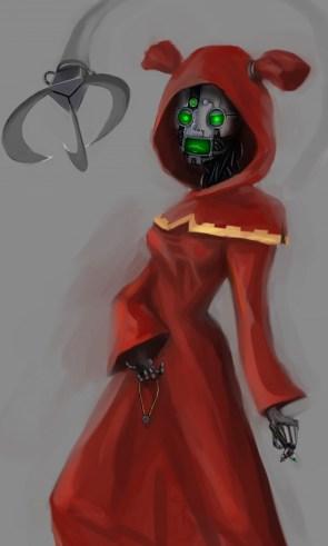 Imperium Robe