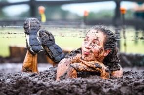 Majestic Mud Woman