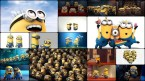 Minions in a movie