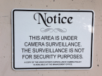 Notice – Not Security