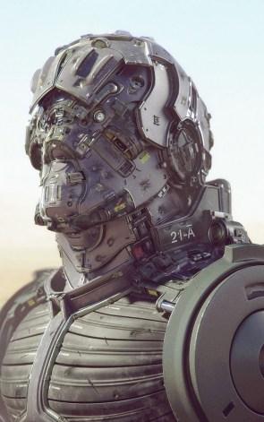 Robotic Soldier