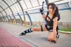 Sexy Cosplay of Lara Croft