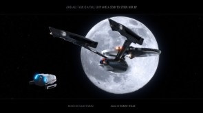 Star Trek NCC 1701-a