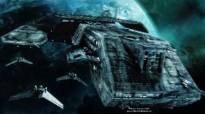 Stargate carrier