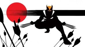 Wolverine in japan Wallpaper