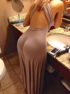 Bathroom butt
