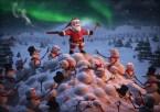 satan vs snowmen