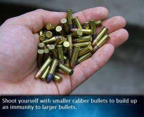 bullet immunity