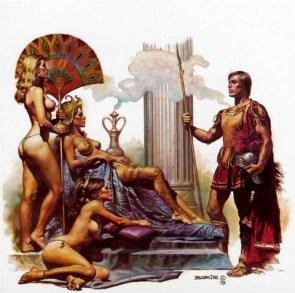 egypt meets rome