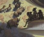 baffalo hunting