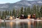 lake side house