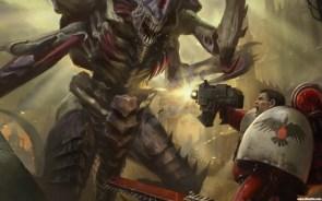 blood raven vs. zerg