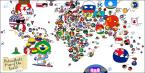 poland ball map