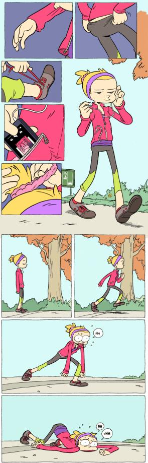 getting into run mode