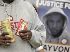 justice for tayvon