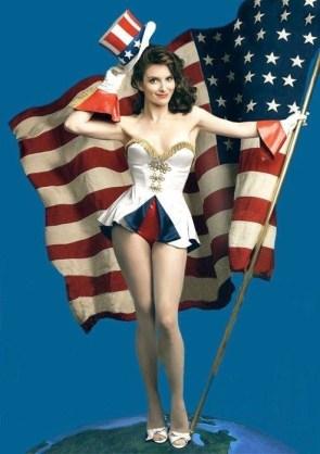 america lady