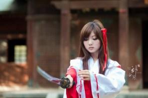 long sword chick