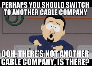 Another cable company