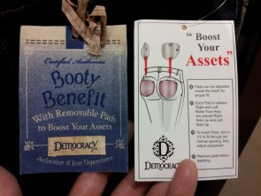 Booty Benefit