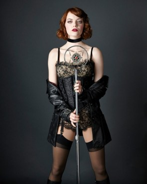 Emma Stone Cabaret