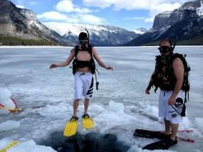 Ice Divers