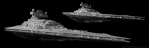 Lego Star Destroyers