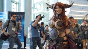 Sexy Warcraft Cosplay