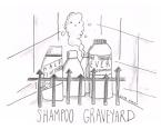 Shampoo Graveyard