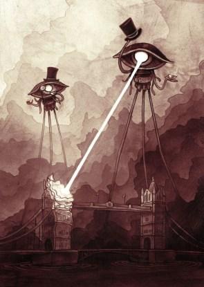 War of the Worlds – UK Gentlemen