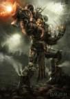 Warhammer 40k Warp Invested Space Marine