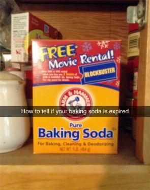 how to tell if your baking soda is expired