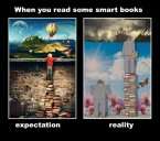 when you read smart books