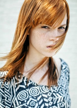 windy redhair