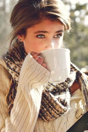 coffee sip