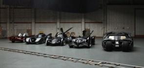 All The Batmobiles