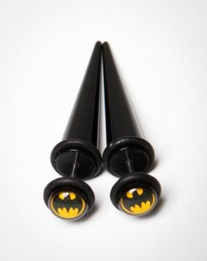 Batman butt plugs