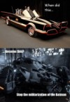 Batmobile Heavy Questions