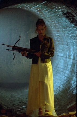 Buffy with Crossbow