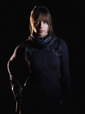 Chloe Bennet as Agent of Shield