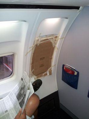 Excellent air plane repair